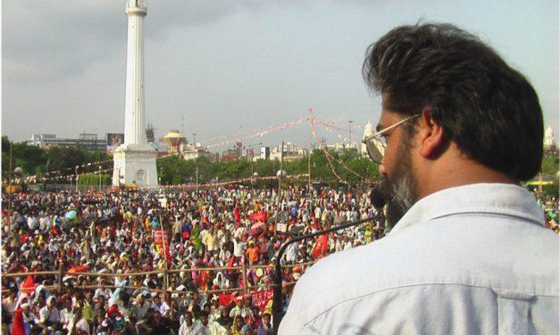 Sahid Minar Rally, Kolkata