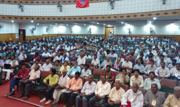 AICCTU 9th National Conference (4-6 May 2015, Patna)