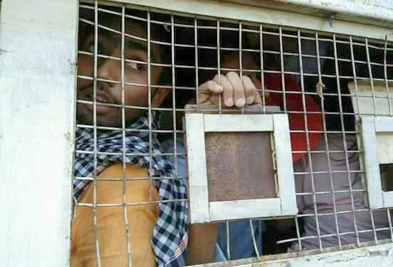 AISA Activists Arrested in Allahabad