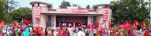 Naxalbari50 Rally, Bagha Jatin ground, Siliguri, 25 May 2017