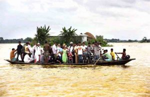 The Assam Deluge