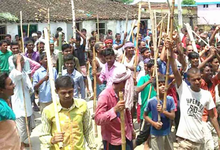 Cow-Goons Unleash Violence in Bihar