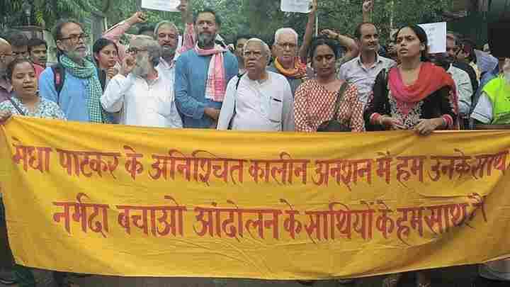 Solidarity with Narmada Bachao Andolan