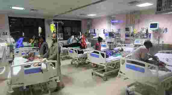 Gorakhpur Children's Death : Govt. Report Hides Facts