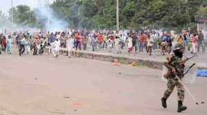 Riots By Ram Rahim Supporters:  Khattar and Modi Are Responsible