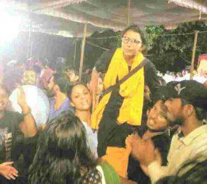 Comrade Geeta Kumari