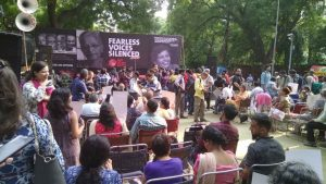 The Martyrdom of Gauri Lankesh Shall Not Be in Vain