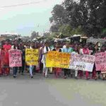 Protests in Solidarity with BHU