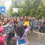 BHU 'Betis' Demand Safety, Equality   Get Police Brutality In Reply