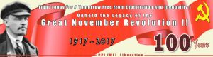November Revolution Centenary Celebrations