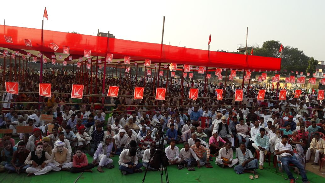 Kisan Mukti Yatra Enters 4th Phase