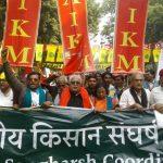 Farmers Hold Massive Kisan Mukti Sansad At Parliament Street