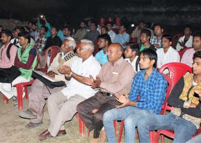 Students-Youth Adhikar Yatra -Raebraeli