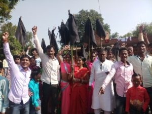 Women in Jharkhand Panchayat Protest False ODF Declaration