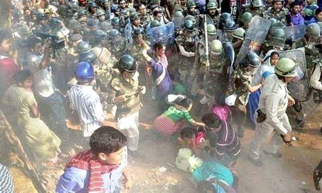 Assam: Evictions, Communal Conspiracies And Repression of Movements