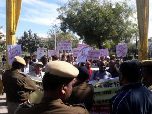Rajasthan BJP Govt. Stops Peace March in Udaipur While Communal Hate-mongers Enjoy Impunity