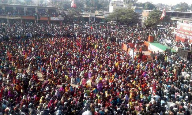Com. Mahendra Singh's Martyrdom Anniversary :  Sankalp Diwas in Jharkhand