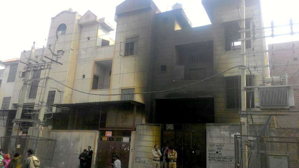 Fact-Finding Report :  Bawana Factory Fire