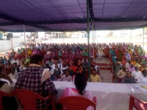 Convention in Varanasi Against Attacks of Dalits and Muslims