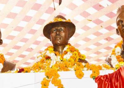 Bhagat Singh, Sukhdev, Rajguru