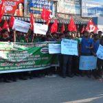 """""""Modi Go back"""" Campaign in Tamil Nadu"""