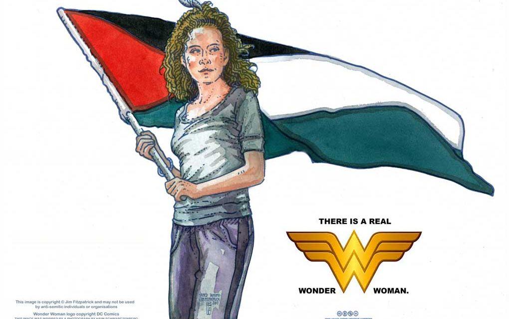 Free Ahed! Free Palestine!