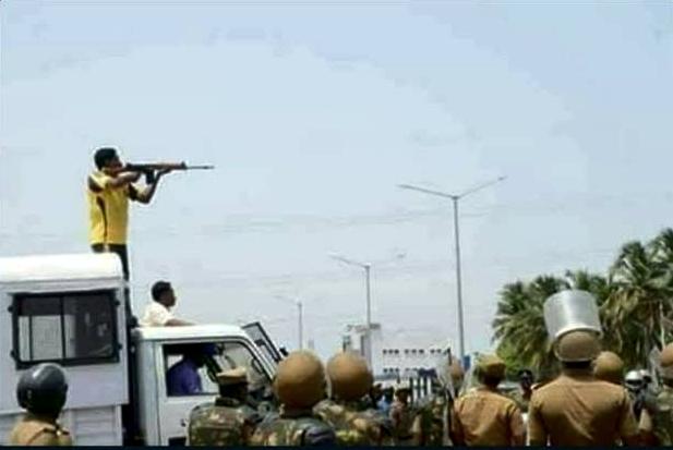Thoothukudi Massacre