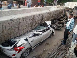 Criminal Negligence Responsible For Varanasi Flyover Collapse