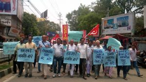 Joint Left March against Communal Hate-Mongering