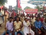 Farmers of Bhojpur Protest for Canal Water