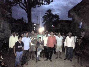 Gherao of Narayanpur Thana To Protest Attack By Feudals on CPI(ML) Campaign Team