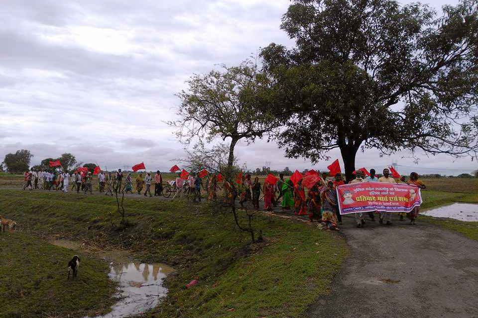 Initiatives in Chandauli and Sonbhadra