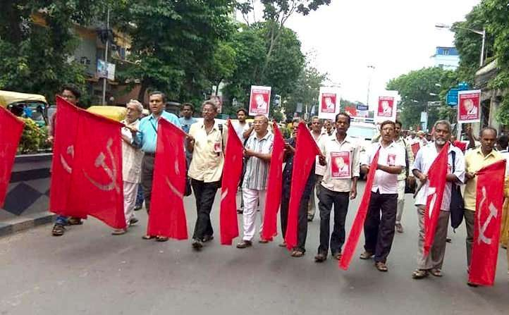 Outstanding Communist Organiser  And Inspiring Representative of the  Revolutionary Legacy and Spirit of Naxalbari