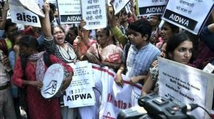 AIPWA Condemns Move to Debar and Punish BHU Students Who Protested Sexual Harassment