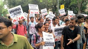 AISA Struggle Wins Concessional Bus & Metro Passes for DU Students