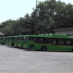Resounding Protest by DTC Contract Workers against Wage Reduction Circular